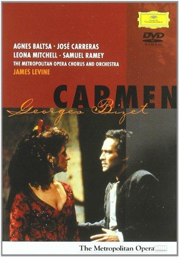 Bizet - Carmen (Levine, Metropolitan Opera) [DVD] [NTSC]