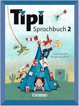 Tipi 2. Sprachbuch. Schülerbuch. Vereinfachte