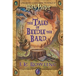 Tales of Beedle the Bard fairy tales from Harry Potter