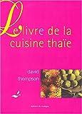 Le Livre de la cuisine tha�e