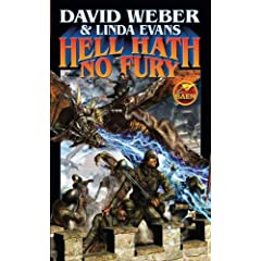 Hell Hath No Fury (Multiverse, No.2) by David Weber and Linda Evans