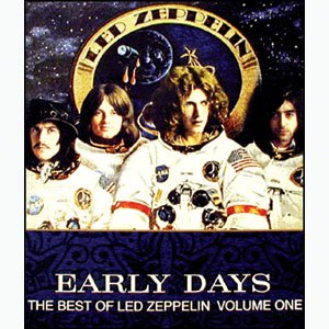 Led Zeppelin - Posters - Limited Concert Promo