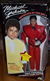 Michael Jackson Superstar of The 80's &quot; THRILLER &quot; Outfit Doll