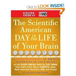 The Scientific American Day in the Life of Your Brain  - Judith Horstman