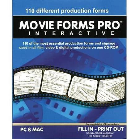 B&G Designs Movie Forms Pro Interative