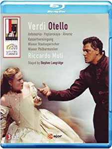 Otello [Blu-ray] [Import]