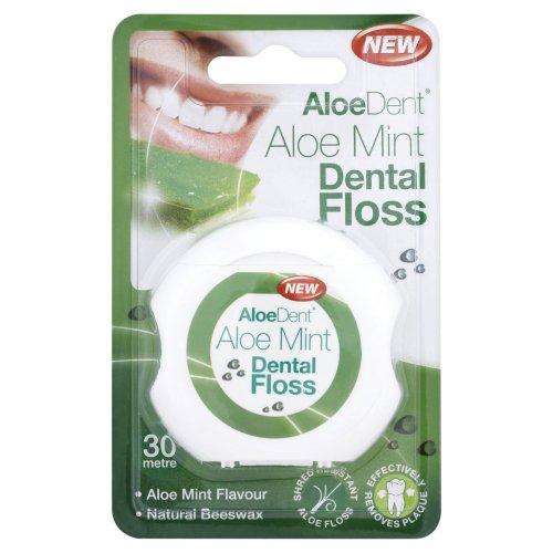 Aloe Dent Dental Floss 30m (Pack of 3)