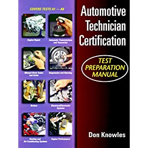 free ase collision repair study guide