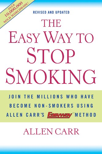 The Easy Way to Stop Smoking: Join the Millions Who Have Become Non-smokers Using Allen Carr's Easy Way Method: Allen Carr: 9781402771637: Amazon.com: Books