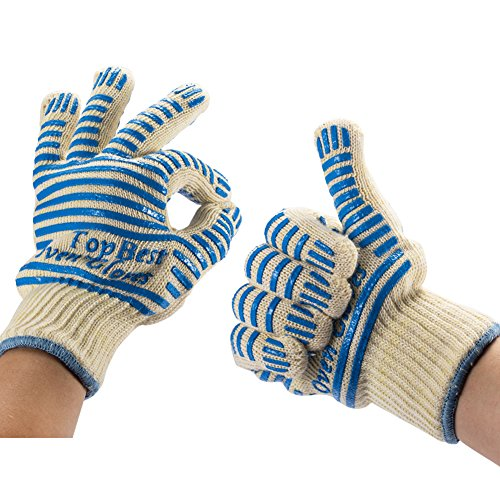Extreme Heat Resistant Cooking gloves