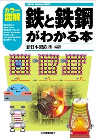 VISUAL ENGINEERINGカラー図解 鉄と鉄鋼がわかる本