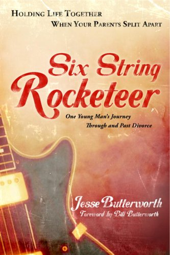 Six String Rocketeer: Holding Life Together When Your Parents Split Apart