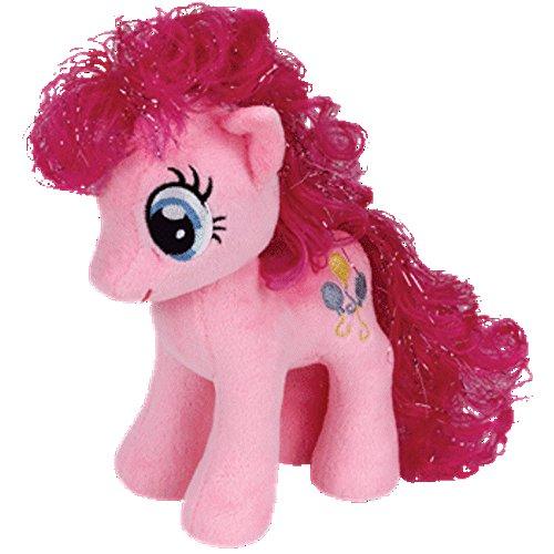TY Beanie Babies - Pinkie Pie with Glitter Hair - 1