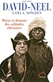 img - for dieux et demons des solitudes tibetaines book / textbook / text book