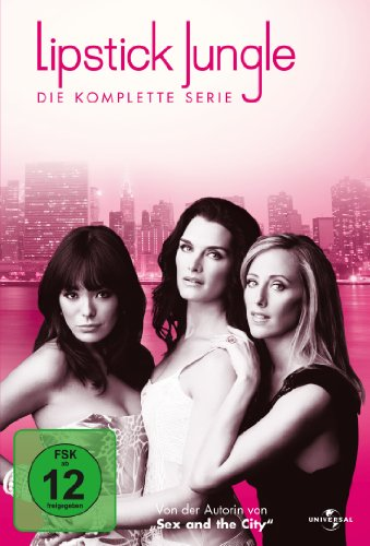 Lipstick Jungle - Die komplette Serie [Limited Edition] [5 DVDs]