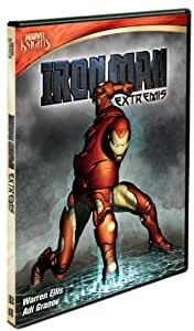 NEW Marvel Knights-iron Man: Extre (DVD)