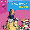 Matilda Audiobook by Roald Dahl Narrated by Christian Gonon