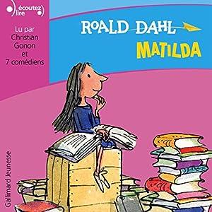 Matilda | Livre audio