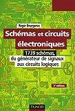 Schémas et circuits électroniques : 1739 Schémas, du générateur de signaux aux circuits logiques