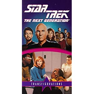 Star Trek - The Next Generation, Episode 73: Transfigurations movie
