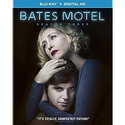 Bates Motel: Season 3 [Blu-ray]