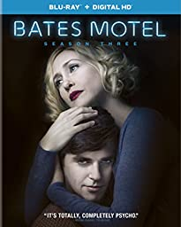 Bates Motel: Season 3 (Blu-ray + DIGITAL HD)