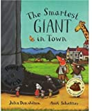 Julia Donaldson The Smartest Giant in Town Book and CD Pack