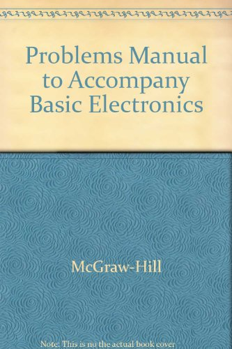 Problems in Basic Electronics, 5th edition