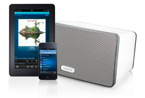 Sonos PLAY:3 All-in-One Wireless Music Player