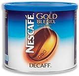 Nescafe Gold Blend Decaf 500g 00230
