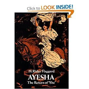 Ayesha - H. Rider Haggard