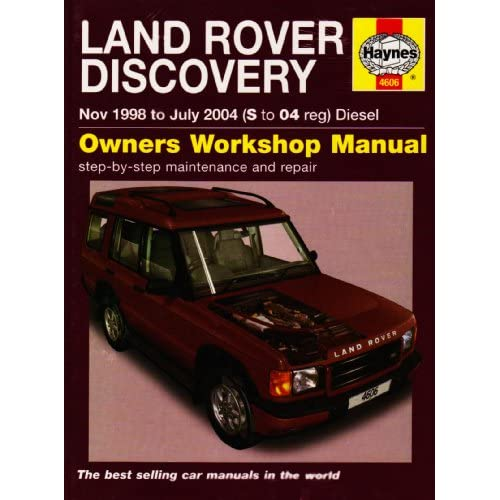 Contents contributed and discussions participated by jamie dudek land rover discovery owners manual 2004 fandeluxe Gallery