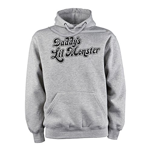 Daddy's Lil Monster Harley Small Unisex Hoodie