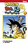 Dragon Ball SD, tome 4 par Toriyama