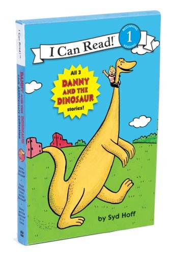Danny and the Dinosaur 50th Anniversary Box Set (I Can Read Level 1) by Syd Hoff (2008-10-07)