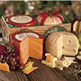 The Swiss Colony Big Red Cheddar and Baby Swiss Cheese The Big Red Cheddar 1 1/4-lb.