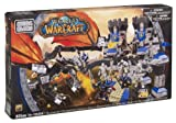 Mega Bloks World of Warcraft Deathwings Stormwind Assault
