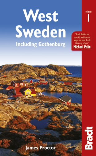 West Sweden: including Gothenburg (Bradt Travel Guides (Regional Guides))