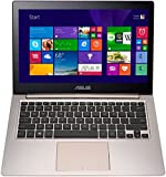 Asus Zenbook UX303LB-R4100H 33,8 cm (13,3 Zoll) Notebook (Intel Core i7 5500U, 2,4GHz, 12GB RAM, 256GB SSD, Nvidia Geforce 940M, Win 8.1) braun