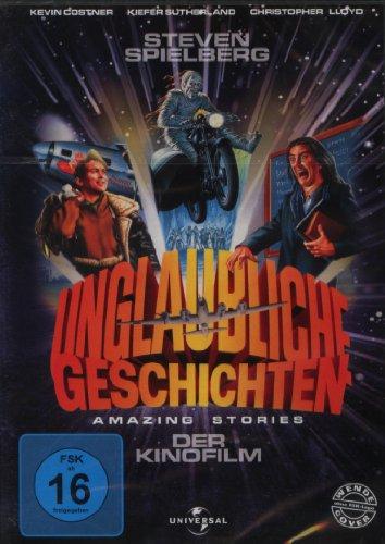 Unglaubliche Geschichten (Amazing Stories) - Der Kinofilm