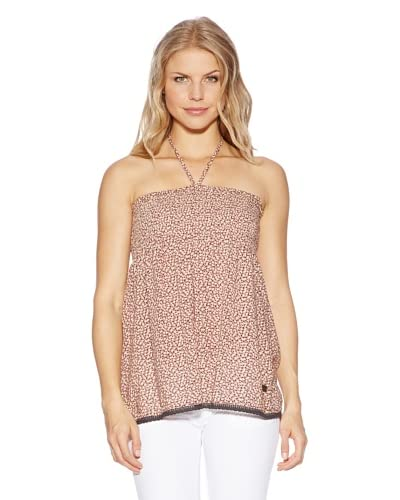 Time Out Top [Rosa/Beige]