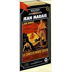 Le Comte de Monte Cristo (Vol 1&2) [VHS]
