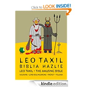 Leo Taxil - The Amusing Bible - Romanian version