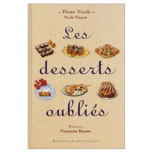 Les Desserts Oubliés [PDF l FR] [DF]