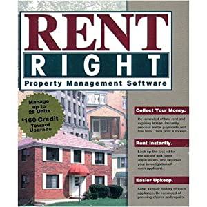Prime Property Management on Rent Right Property Management Software   25 Units  Amazon Co Uk