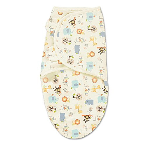 Summer Infant SwaddleMe - Little Jungle Small