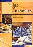 echange, troc C Soverchia - Plier les serviettes