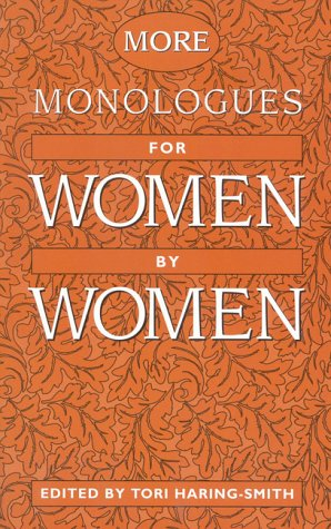 Image for More Monologues for Women, by Women