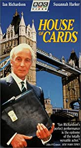 Amazon.com: House of Cards [VHS]: Ian Richardson, Susannah ...