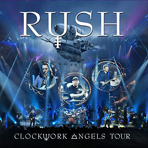 Vinilo : RUSH - Clockwork Angels Tour (5 Discos)